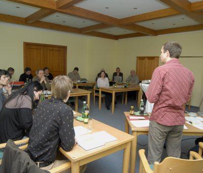 Bild: Seminarraum Villa Bucher